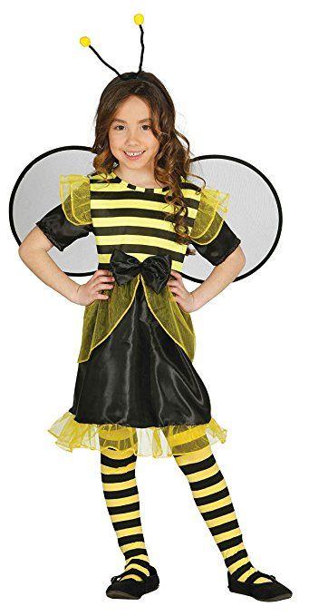 Kostum Biene Kinder Biene Kostum Kinder Mit Flugel Und Haarreifen
