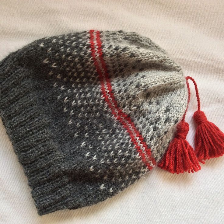 Ravelry: keredding's Easy Ombre Slouch Hat