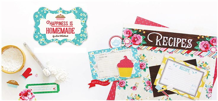 Echo Park Happiness is Homemade Collection kaufen bei www.danipeuss.de Scrapbooking Stempeln Mixed Media