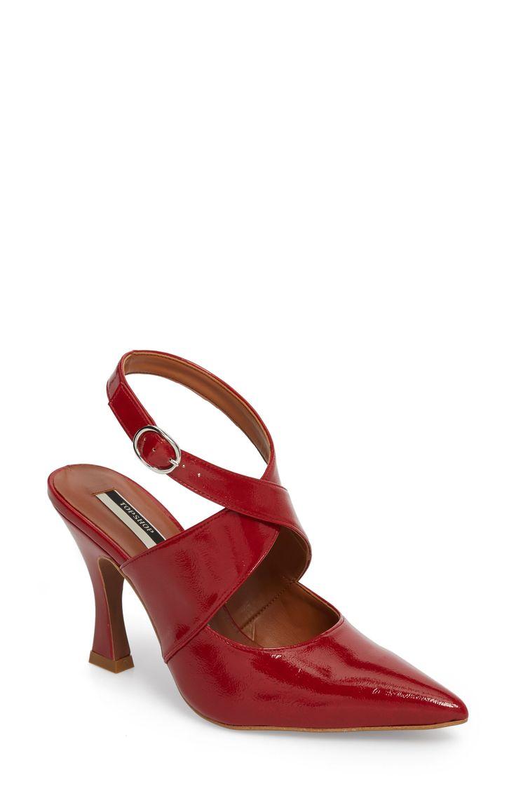 Buy TOPSHOP Galactic Pointy Toe Pump for shopping. New TOPSHOP Heels. [$120] SKU MIIM30549NRSU54392