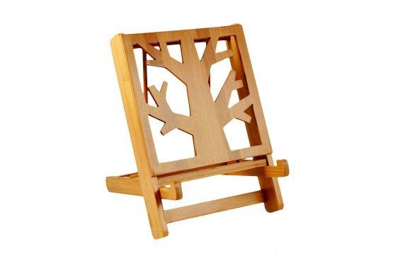 Soporte para Libros Bambú Árbol - 17€