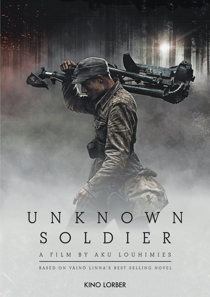 Unknown Soldier Dvd 2017 Unknown Soldier War Film War Movies