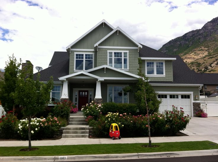 7 Popular Siding Materials To Consider: Best 25+ Hardie Board Colors Ideas On Pinterest