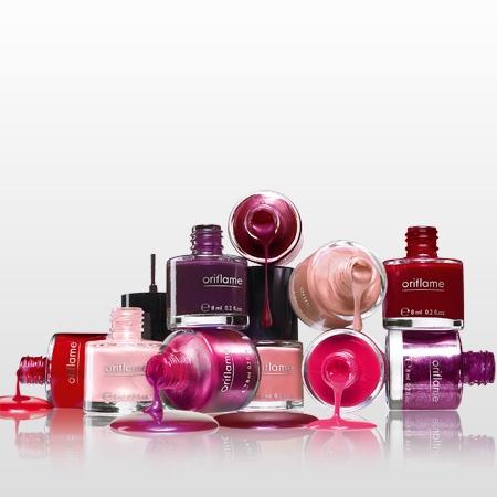 Nail polish by Oriflame