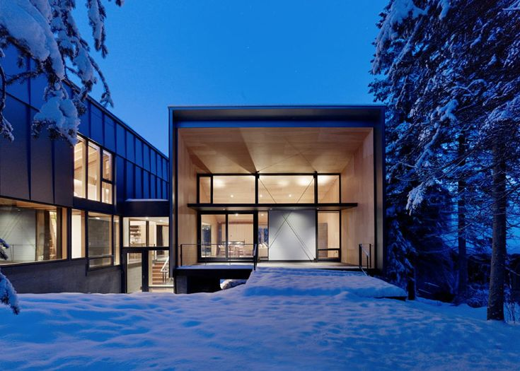 Kicking Horse Residence is a holiday home at a Canadian ski resort