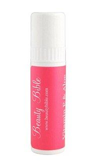 Beauty bible lip balm, available from victoria health