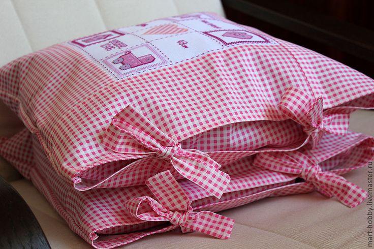 Купить Подушка-метрика для девочки для мальчика новорожденной новорожденному - метрика, подушка, наволочка, наволочка на подушку