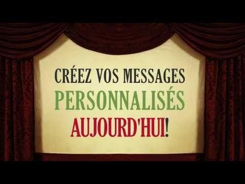 Vidéo message personnalisé du Père Noël                                                                                                                                                                                 Plus