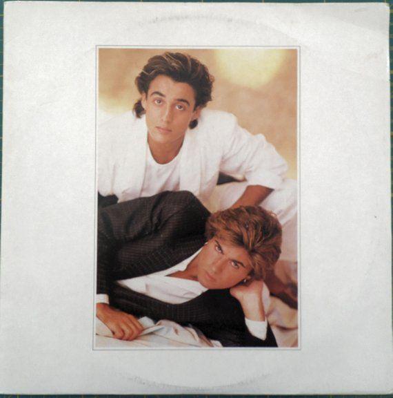 Wham Make It Big 1984 Portugal Issue Very Rare Original 12 33 Rpm Vinyl Album Lp Record George Michael Dance Pop 1980s Music Epc86311 Com Imagens
