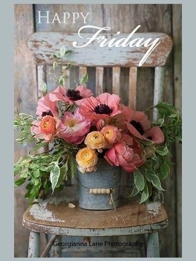 Happy Friday! ❤️                                                       …