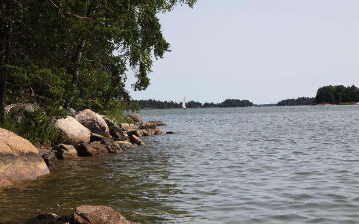 Sailing in the Archipelago near Helsinki, Finland:  http://www.kontikifinland.com/holidays/destination/1186945/sipoo/a-day-in-the-archipelago