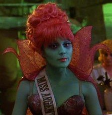 """Which """"Beetlejuice"""" Character Are You?  You got: Miss Argentina  You may come off as a bit rude, but you really don't mean to be. You've become quite wise over the years, and your sweet advice definitely helps others!"""