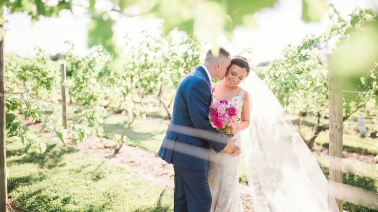 Tomasello Winery Wedding 6/30/17 A gorgeous June wedding at the winery.  Photos Courtesy: Kelly Sea Images