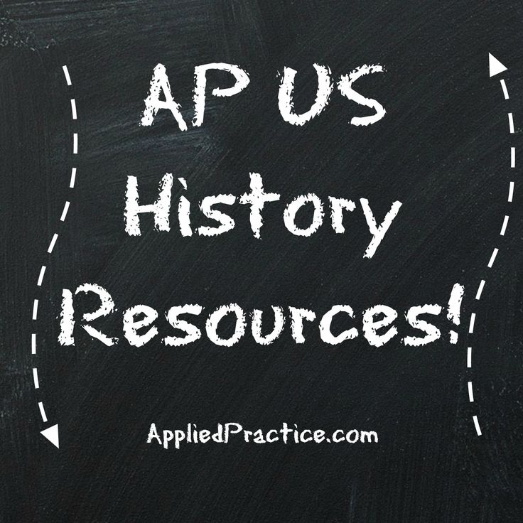Get students on track to pass the #APUSH exam!  AppliedPractice.com #AP #TeacherResources #AppliedPractice