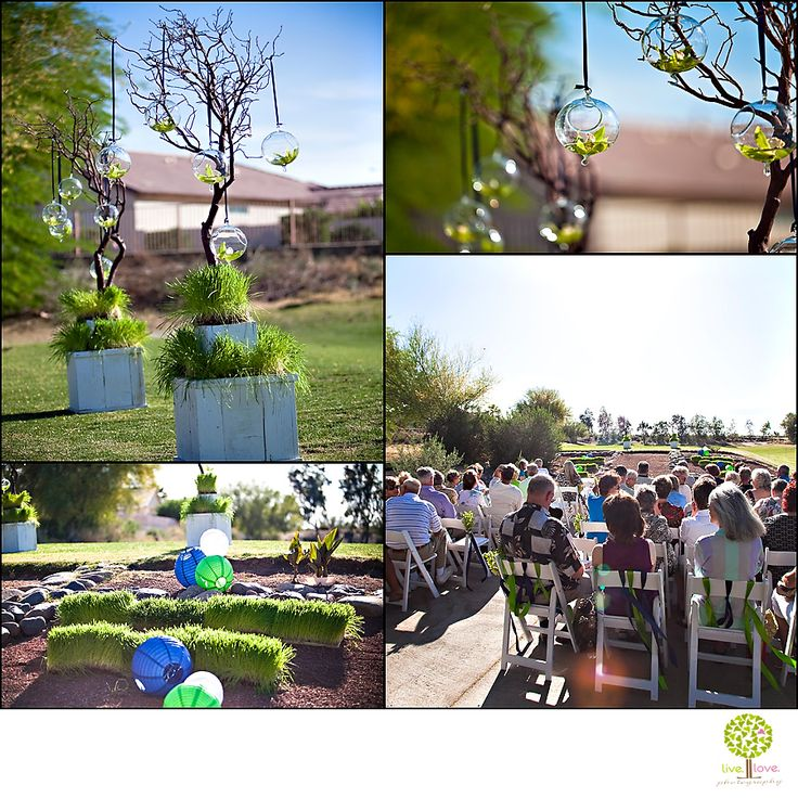 Do It Yourself Wedding Ideas: Outdoor Weddings Do Yourself Ideas