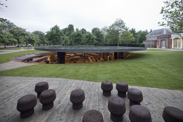 Gallery of Serpentine Gallery Pavilion 2012 / Photos by Danica O. Kus – 2