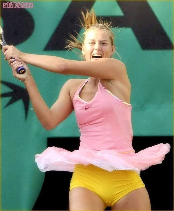 Pictures of girls playing tennis naked