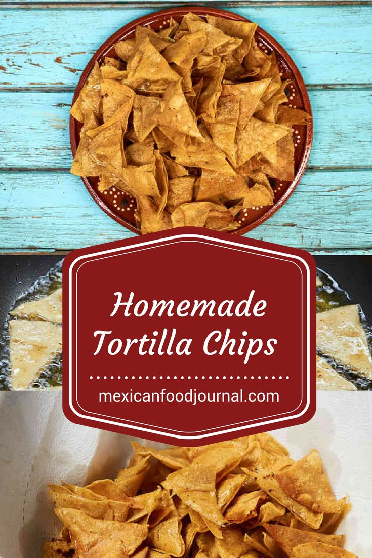 Freshly made tortilla chips, called totopos in Spanish, are easy to make in less than 15 minutes. They are lighter, crispier and with a more authentic corn taste than packaged tortilla chips. They are worth the extra effort it takes to prepare this recipe. #mexicanfood #tortillachips #chips #corntortillas