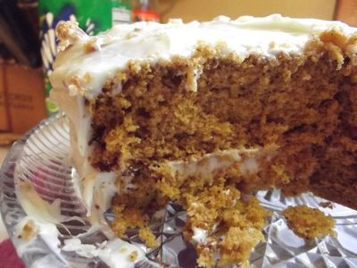 I believe it was back last year that I first heard about The Husband Cake. We were discussing make do food recipes and Ethel, a Blind Pig reader, emailed me about the cake.  Ethel's family had been making the cake for generations, and since it doesn't require any eggs or butter it seemed like a make do recipe for sure.