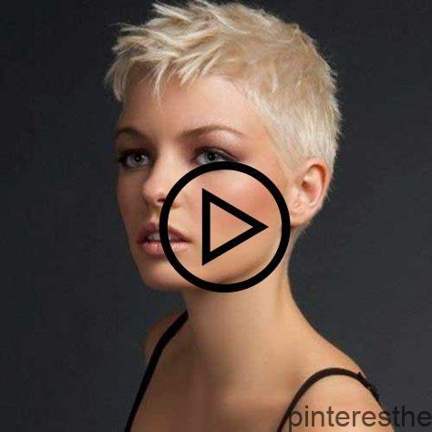 Super-Kurze #Haare #Ideen #auf #Hübsche #Damen #// # # #Damen # #Haare # #Hübsche # #Ideen # …