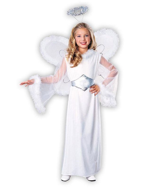Check out Snow Angel Costume - Girls Christmas Costumes from Anytime Costumes