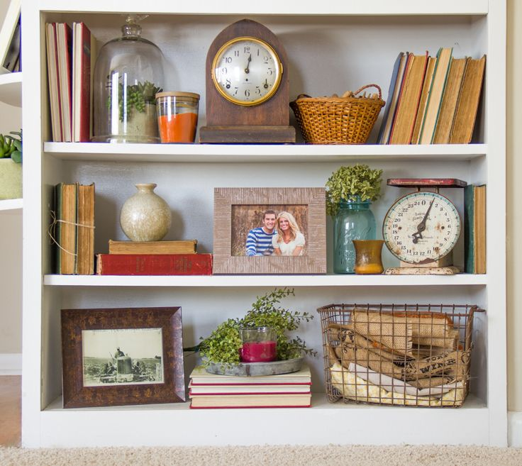78 Images About Open Shelves On Pinterest: 78+ Images About Vintage Knick-Knacks & Shelf Styling On