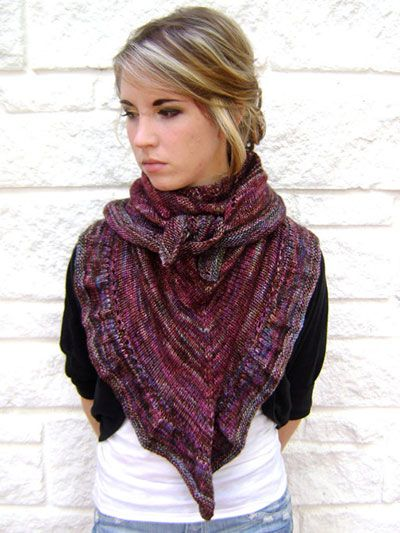 Knitting Patterns For Ponchos And Shawls : 17 Best images about Knitting Shawl & Wrap Pattern ...