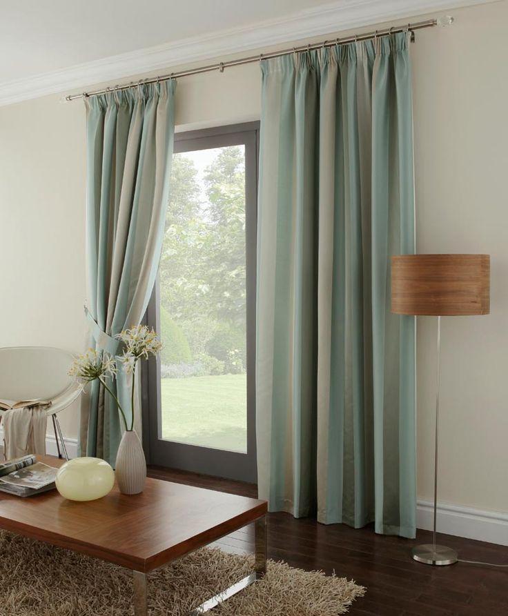 Kerola Pencil Pleat Https Www Paulsimon Co Uk Lined Curtains Curtainsstriped Curtainspleated
