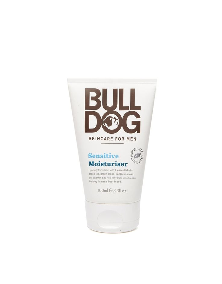 Bulldog 100ml Sensitive Moisturiser