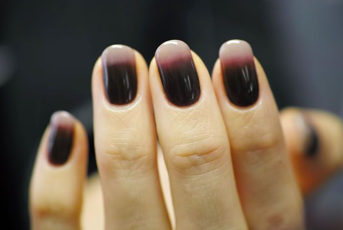 NAIL-COMMON: [着物]Double-gradation nail