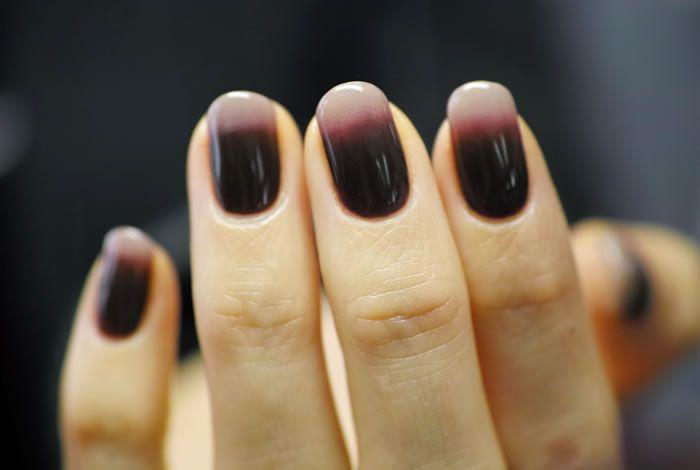 NAIL-COMMON: [着物]Double-gradation nail