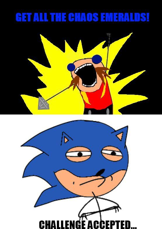 sonic meme memes funny hedgehog bad comics ending deviantart shadow rage xbox boom kawaii sanic comic face birthday topic explore