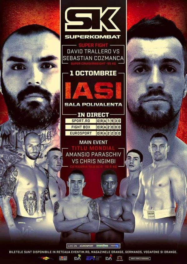 SuperKombat World Grand Prix Iasi