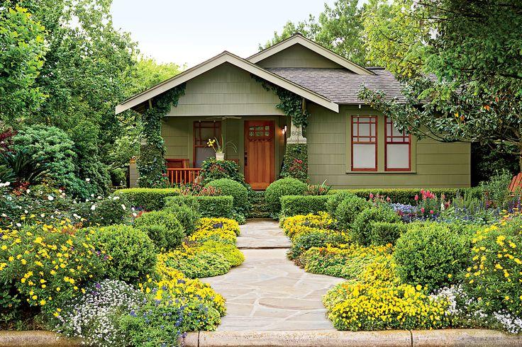 25 Best Ideas About Bungalow Landscaping On Pinterest
