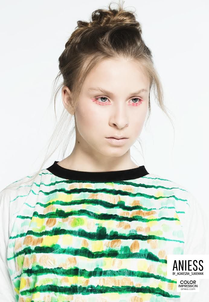 ANIESS fashion impression, fashion design, handmade