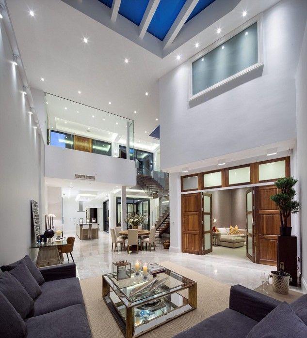 'Casas iceberg': viviendas aparentemente normales que esconden mansiones subterráneas — idealista/news