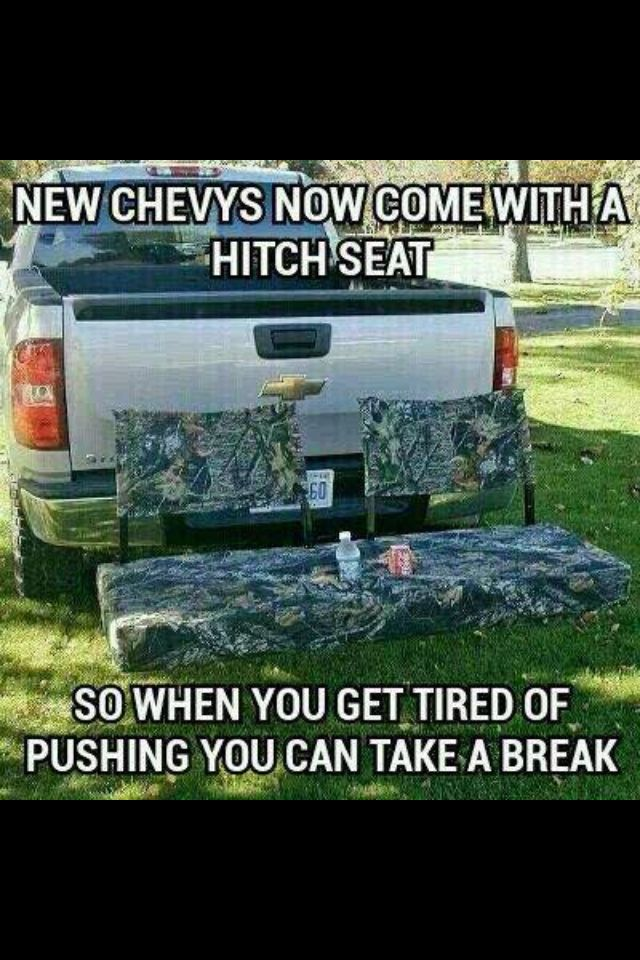 Or just a nice place to sit and watch ur get ur ford pulled out of the ruts and the dodge that pulled the ford out get towed for trashing the tranny in the process....