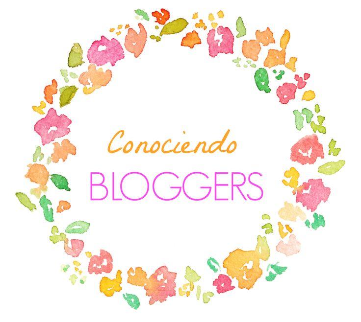 """Iniciativa """"Conociendo bloggers"""""""