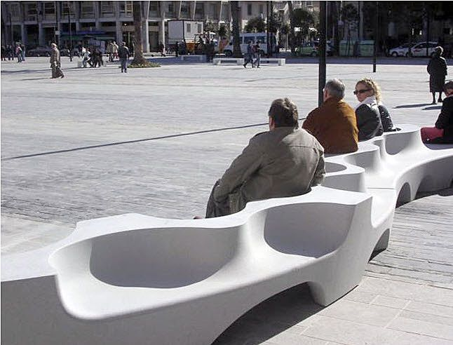 Marvelous Best 25+ Urban Furniture Ideas On Pinterest | Landscape Architecture,  Public Seating And Street Furniture