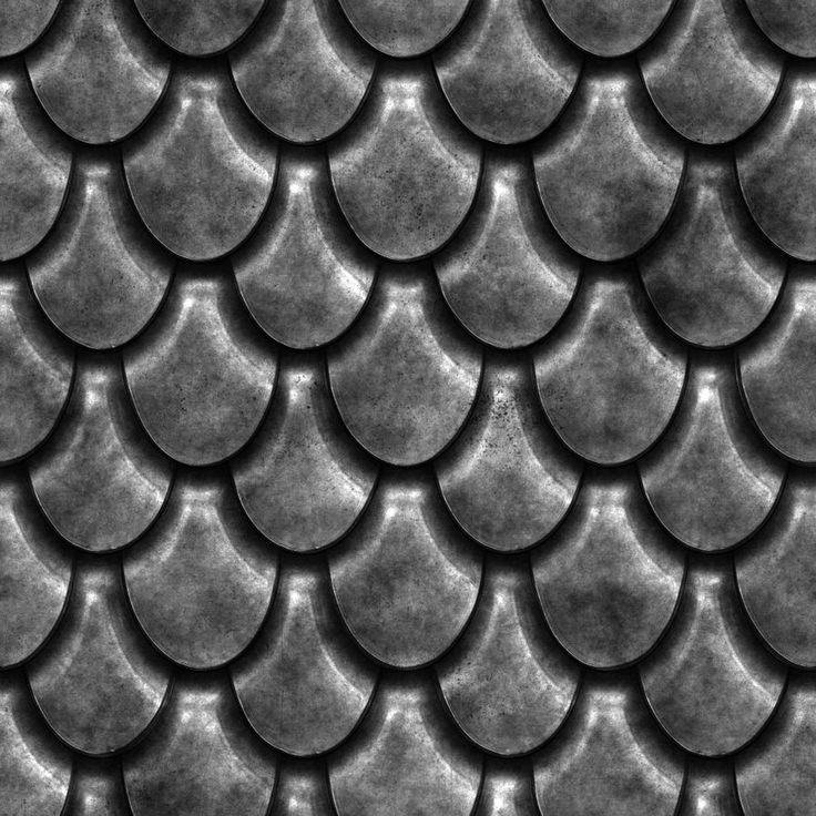 Scales metal seamless texture 2 by jojo-ojoj on DeviantArt