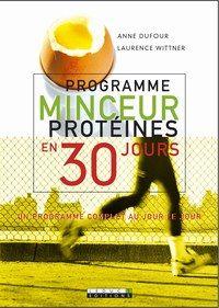 Jour 12 - Régime à base de protéines, programme minceur protéines
