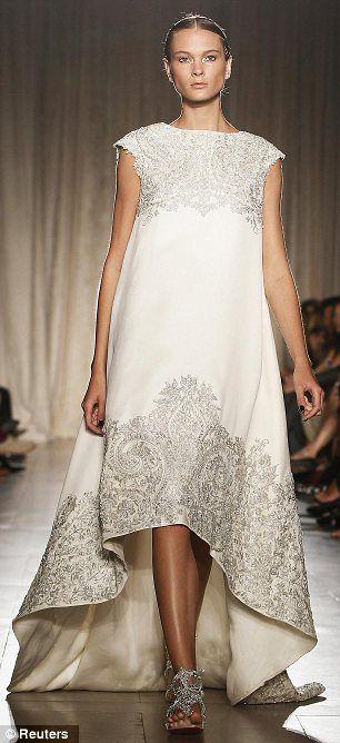Marchesa @ NY Fashion Week 2012
