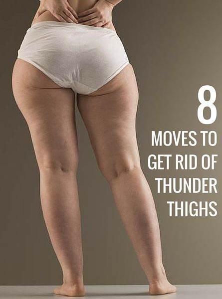 8 effective exercises to get rid of your thigh fat.:
