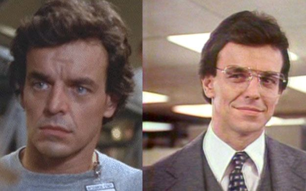 Wise cut his teeth performing in '80s soap operas such as Dallas and Days Of Our Lives.
