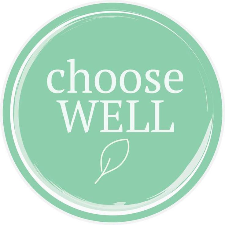 Choose Well in relationships