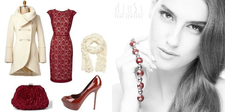 claret...very trendy... Classically elegant. Unique jewelry is available from me:-) I'll be back in California soon. diussallaroundtheworld@gmail.com www.diuss.hu