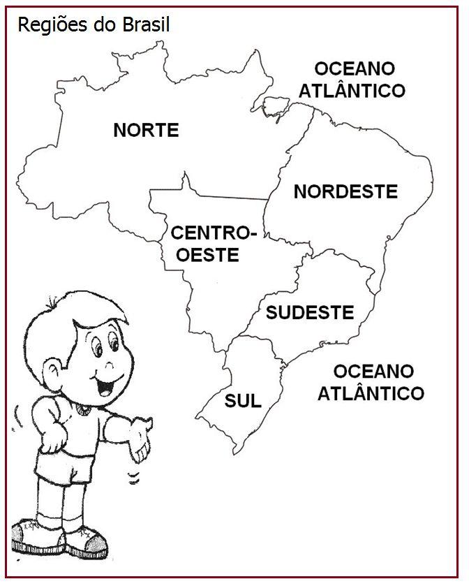 Regiões do Brasil  |   Rérida Maria