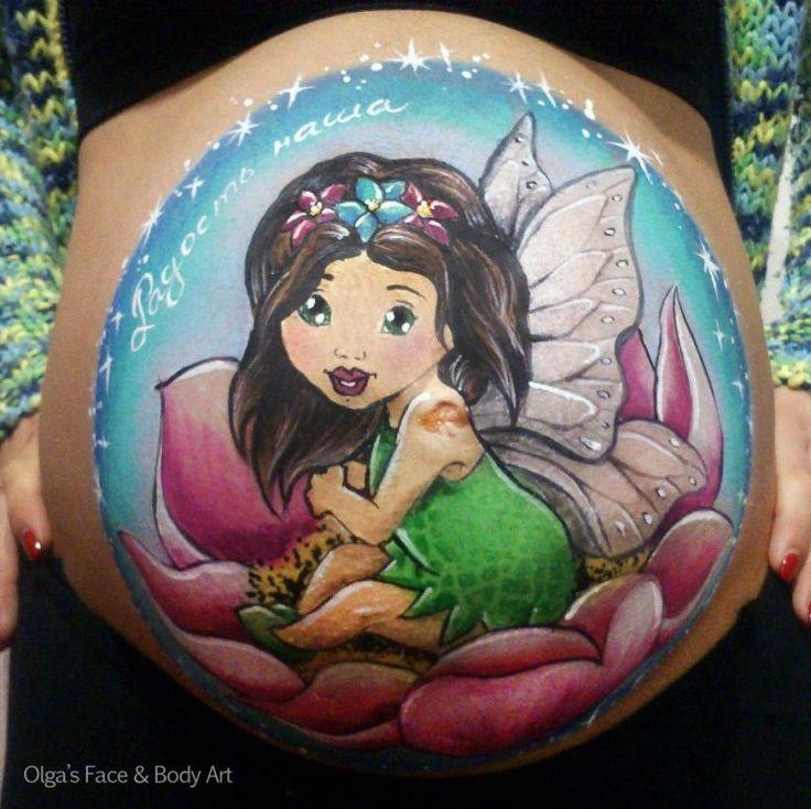 olga meleca belly fairy