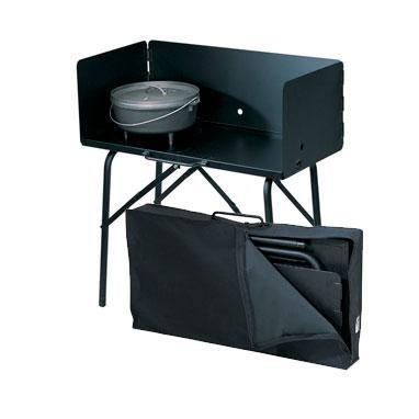 Lodge Dutch Oven Cooking Table, Retail Price is $249.95 / Now Only $157.95. Get all your Camping Cookware and accessories Now at discount Prices!!