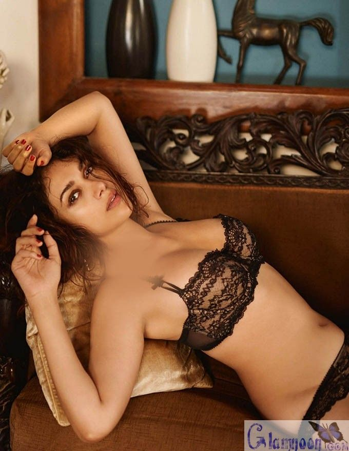 Aditi Rao Hydari Spicy Transparent Bikini Photoshoot-glamnoon.com (2)